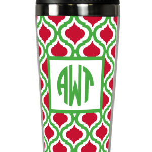Travel Tumbler - Kate Kelly & Red
