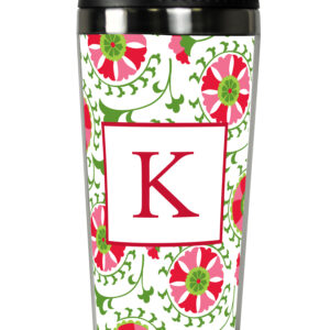 Travel Tumbler - Suzani Holiday