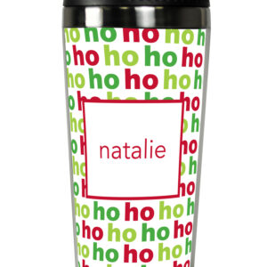 Travel Tumbler - Ho Ho Ho